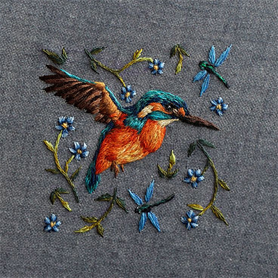 Embroidery calgary